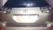 Carnet crackdown: Lexus handed over anonymously in sylhet