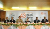 43rd AGM of GSK Bangladesh Limited held