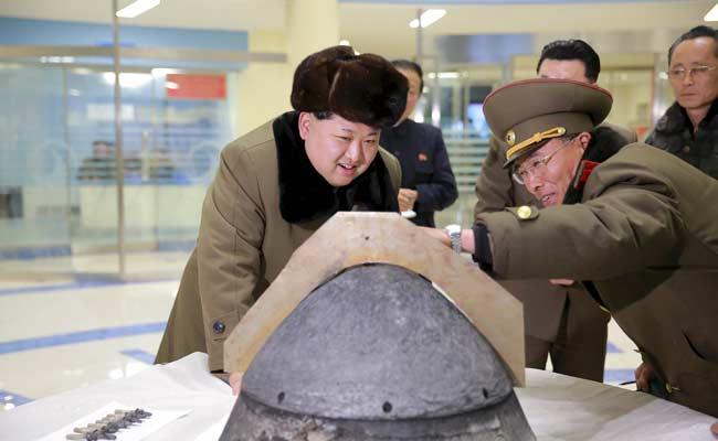US warns North Korea over latest missile test