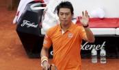 Kei Nishikori eases into Barcelona Open semifinals