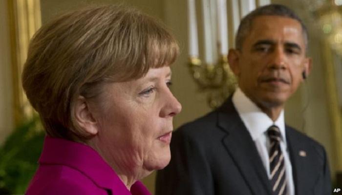 Obama, Merkel to Discuss Trade, Terrorism, Refugees in Two-Day Visit