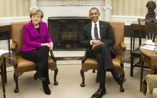Obama to use Germany visit to push trans-Atlantic trade deal