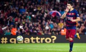 Suarez hits 4 for second straight game as Barcelona cruise past Sporting