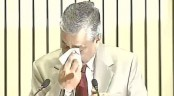 Chief Justice of India breaks down before PM Modi