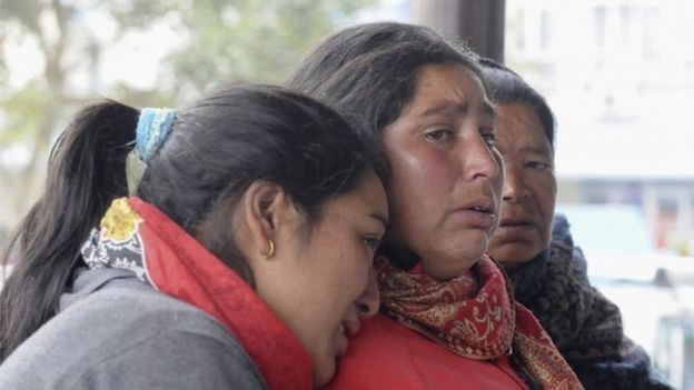 Nepal holds memorials for earthquake victims one year on
