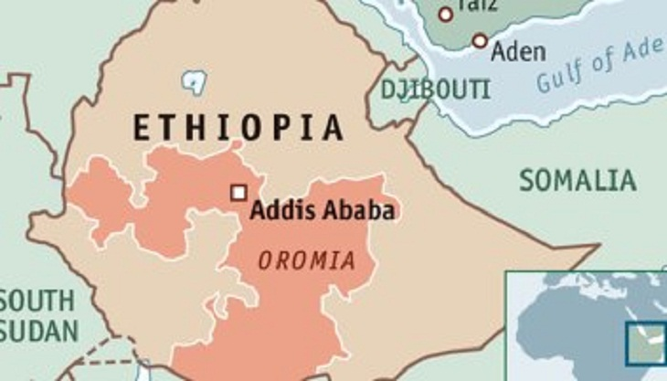 Ethiopia ethnic violence kills 14, aid groups targeted