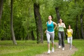 Jogging without prior exercise could damage knees