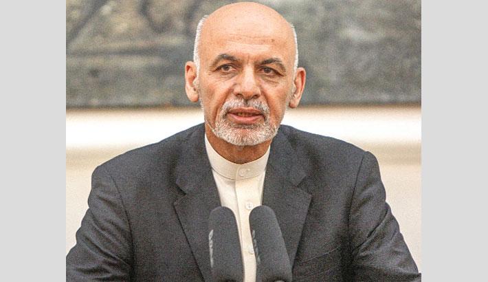 Afghan president calls on Pakistan to battle Taliban