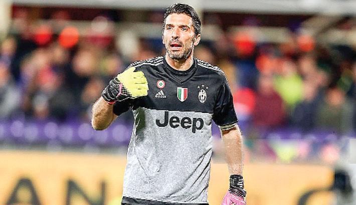 Buffon the hero