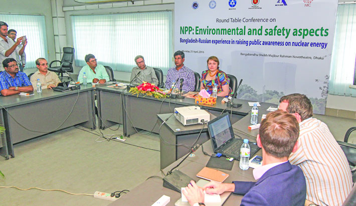 Rooppur NPP safe from disasters