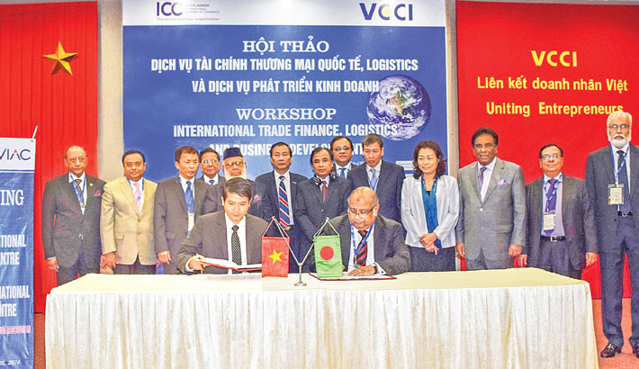 Dhaka, Hanoi eye increased trade