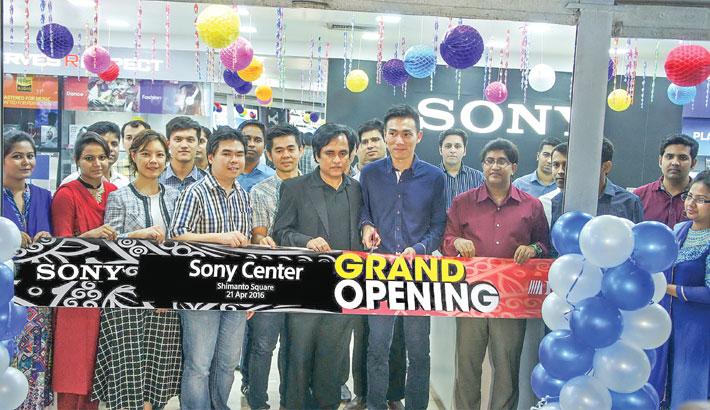 Rangs opens showroom in city