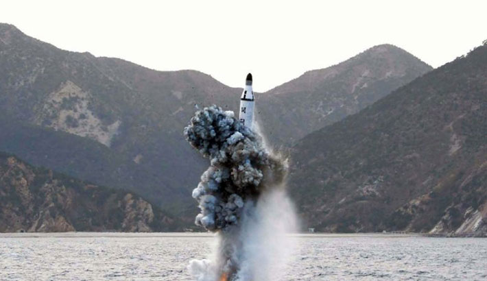 UN slams N Korea missile launch, Obama rejects test offer