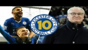 Leicester one win away after Tottenham draw