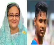 Hasina all-praise for Mustafiz at Ecnec meeting