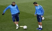 Ronaldo and Benzema expected to start against Man City