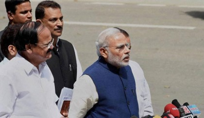 Opposition creates ruckus in Indian parliament