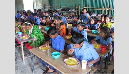 13 schools come under midday meal programme