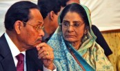 Raushan made JP's senior co-chairman: Ershad