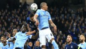 Without Ronaldo, Madrid holds City 0-0 in Champions League
