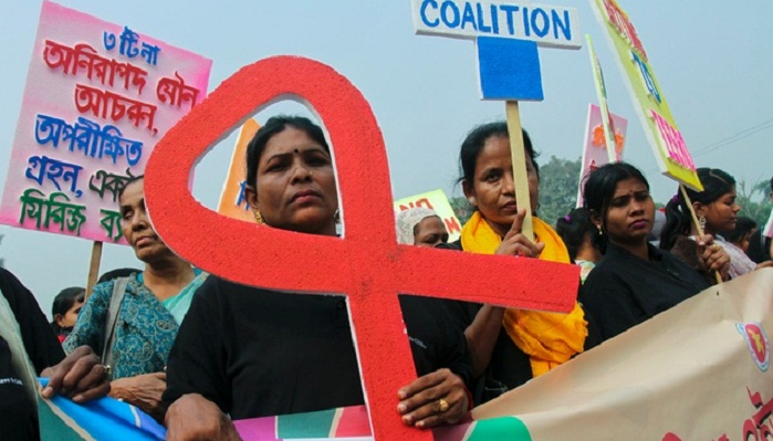 hiv aids in bangladesh