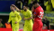 Villarreal dent Liverpool Europa hopes