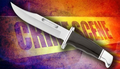 Man stabbed dead by stepbrother