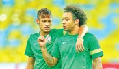 No Neymar, Marcelo in Brazil squad