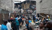 12 dead in building collapse in Kenyan capital