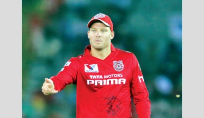 Miller sacked as Kings XI captain