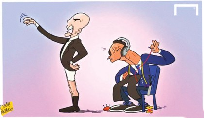 Zizou Defeated in Bernabeu Derby