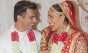 Stunning pictures from Bipasha Basu & Karan Singh Grover's wedding