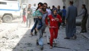 Fresh raids in Syria's Aleppo despite bids to halt fighting