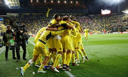 Villarreal warms up for Liverpool by clinching CL berth