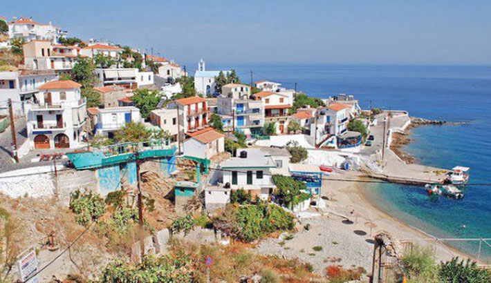 Ikaria: Greek island of longevity