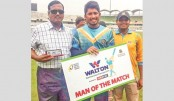 Anamul ton guides Gazi Group to big win
