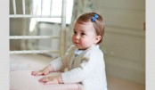 Princess Charlotte photos mark her first birthday
