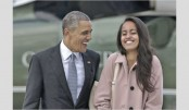 Obama's daughter to attend Harvard
