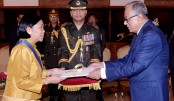 New Thai envoy presents credentials to President