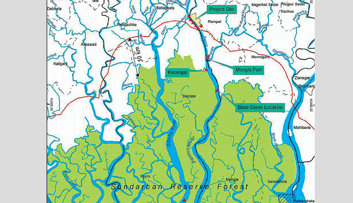 Preserving or destroying the Sundarbans?