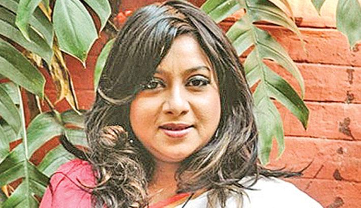 Shabnur gets back to business