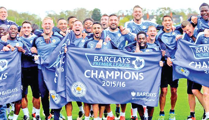 Leicester's Premier League fairytale comes true