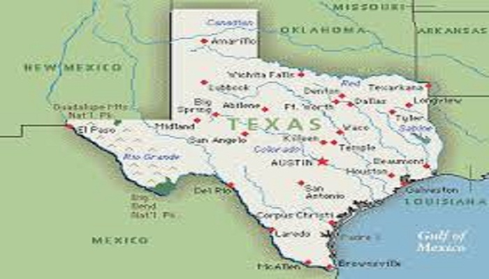 Map Of Texas Prisons.Texas Prison Ban On Muslim Inmate Beards Caps Ruled Illegal 2016