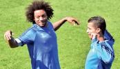 Ronaldo 100 percent; Benzema, Casemiro out for City clash: Zidane