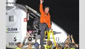 Solar Impulse lands in Arizona