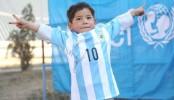 Messi boy: Murtaza Ahmadi flees Afghanistan threats