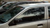 Tinted glass, stickers on cars banned: DMP