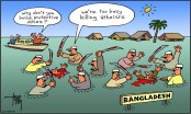 Bangladesh in deep trouble
