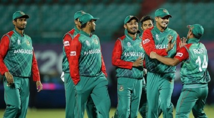 Bangladesh retain 7th place in ODI rankings
