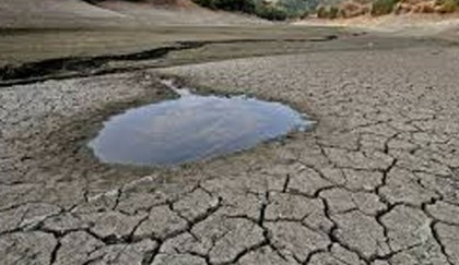 Surface water use stressed
